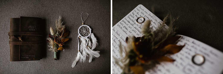 Vow Book für eure Hochzeit