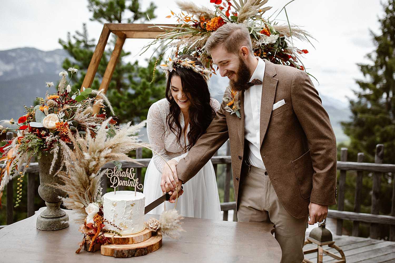 Hochzeit in Schladming