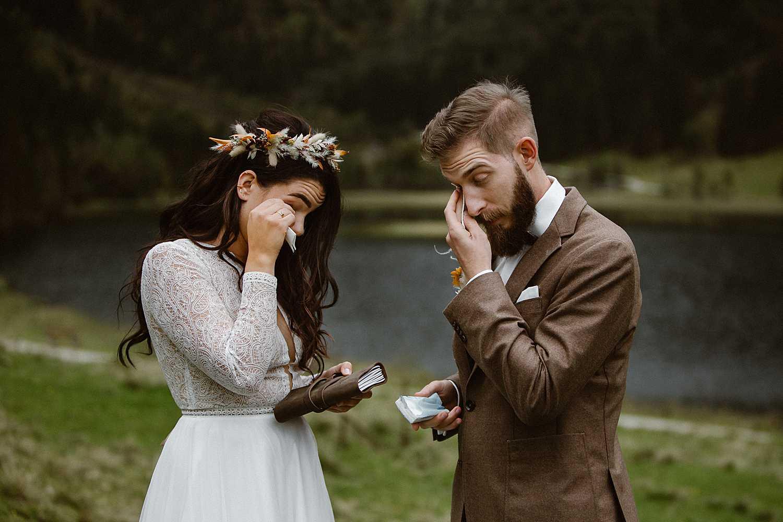 Eheversprechen Hochzeit