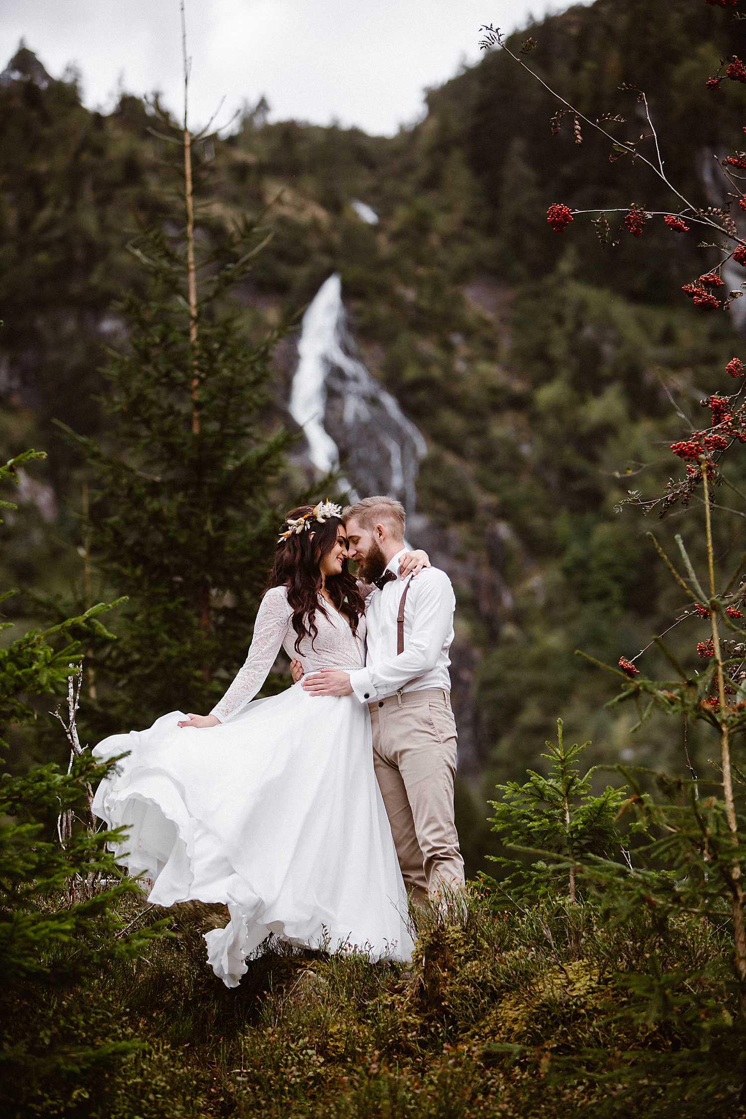 Elopement Hochzeit in Österreich