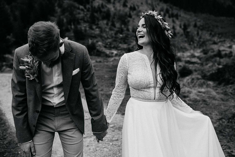 Boho Hochzeit in Schladming