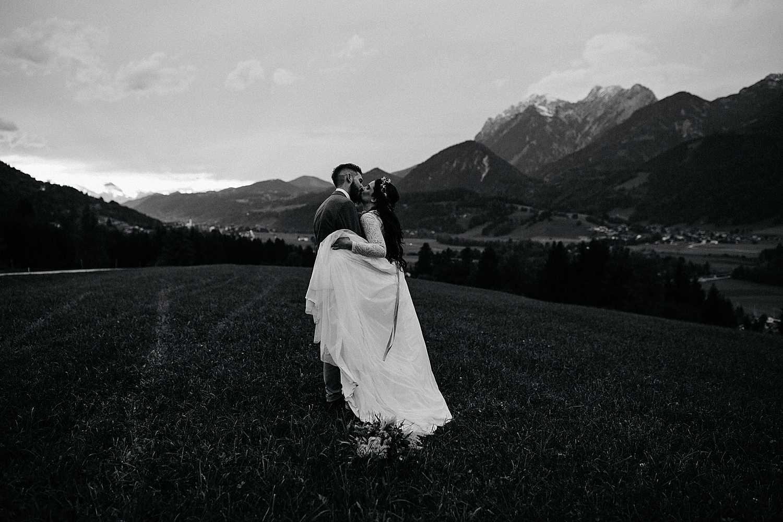 Berghochzeit in Schladming